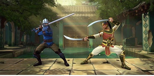 game shadow fight 3