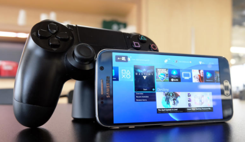 main ps4 di android